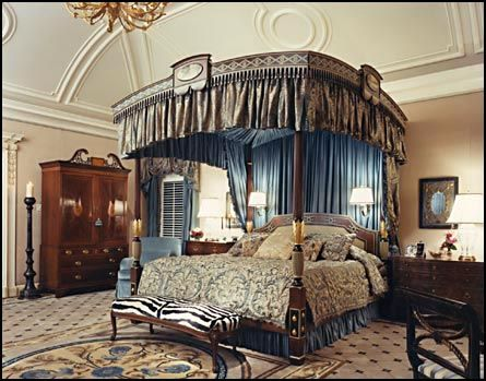 Blair house bed